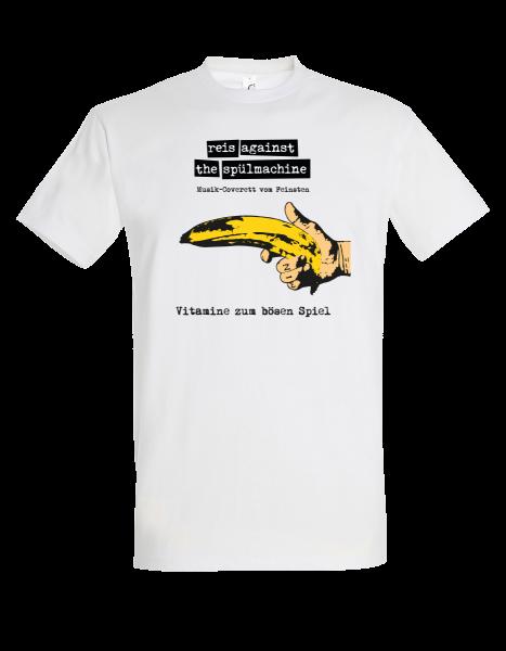 """ABVERKAUF Vitamine zum bösen Spiel - """"Das vergangene Tour-Shirt"""""""